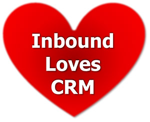 inbound marketing loves crm